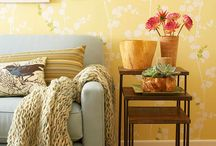 Living Room Coziness / by Angelika Anderson