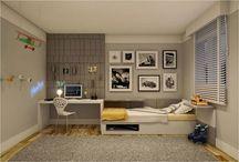 teenagers room