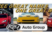 Key Auto Group / We believe customers want to focus on the important aspects of buying a car, such as reliability, safety and integrity of the dealership and its staff.  All that can get overlooked when focusing on price alone.  Here at Key Auto, you can rest assured that you ARE receiving the best deal possible.  We'll prove it!   http://www.keyauto.com/