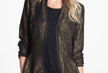 Sewing - Jackets/Cardigans / by Heather Thatcher