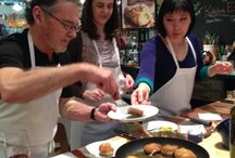 Fun At BJA | Sur La Table Cooking Class / Check out our adventures: BJA Staff goes to Sur La Table