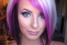 Laura hairstyle wishes x / Blonde and dark