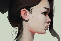 Art gallery - Samuel Youn / Art gallery for digital artist Samuel Youn