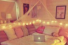 Room decor / Over supper mooie bedden !!