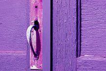 Purple / by Jeanine Hineman