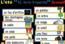 Cycle 1 Francais