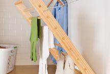 Clothes drier rack