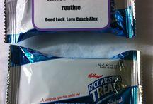 BOBCATS: Good Luck Treats