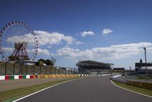 F1 Travel - Japan, Suzuka Circuit / Pictures and links related to the Japanese Formula 1 Grand Prix at the Suzuka Circuit. The next race will be held on September 25-27, 2015. Travel info and guides for F1 fans from http://f1destinations.com/