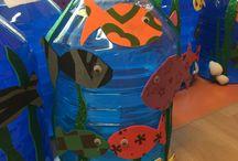 okul oncesi sanat etkinligi