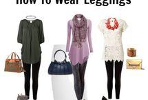 Leggings/Tunics