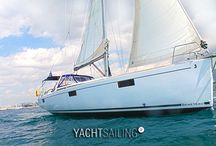 "Beneteau Oceanis 48 ""Jackpot"" / Our Oceanis 48 Photo gallery! Check out all features of our boat!"