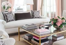 LIVING ROOMS / by Marianne Wellborn