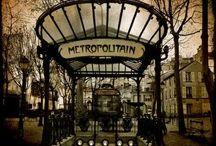 Metropolitain Parigi.