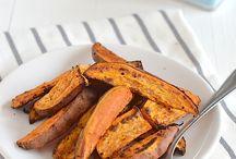 Veggies: Sweet potato