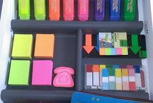 School Organization & supplies