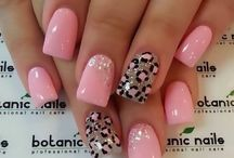 Nail art's / Unhas decoradas