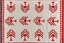 Crafts: Red and White Quilts / by Tyra Taff