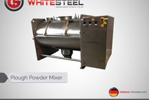 Powder Mixers