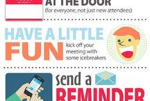 PTO Tips / Tips for having a successful PTO and/or PTA group.  Parent Teacher Organization Parent Teacher Association