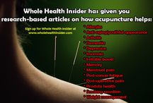 Alternative Health / Acupuncture, yoga, meditation...and all things your conventional doctor may not tell you about.
