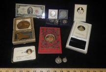 Currency, Medallions & Stamps / Coins, Bills, Tokens, Medallions & Stamps www.CalAuctions.com