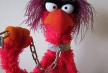 plüsch/puppets