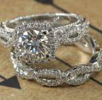 Margie / Engage rings