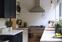 interior design - kitchen / kitchen designs / by lucinda henry