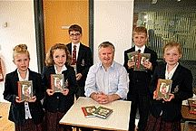 Bromsgrove Prep School Author Visit Jack Trelawny