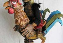 Marionetas, Fantoches; Robertos... / Nuno Fernandes