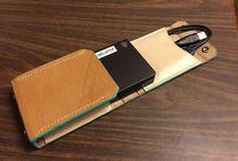 Leather case inspo