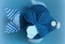 Crochet puzzle.