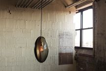 Oona Pendant / The Oona Pendant by Tamera Leigh Staten and Mark Kinsley for Lake + Wells. Hand crafted in America.