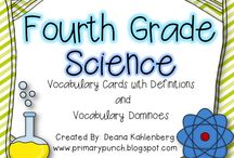 Fourth Grade! / by Heather Rouse