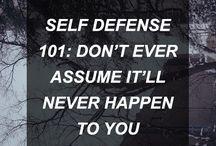 Selfdefense