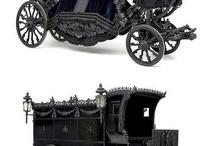 vehicule gothic