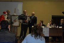 """Presentazione """"Simposio Orato"""" di Vito Natoli / Sala Convegni OASI 28 dicembre 2013"""