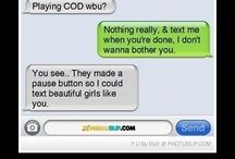 Texts / Funny texts that will make you laugh