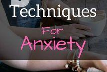 anxiouty