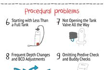 Dive Safety Infographics