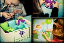 Birthday party ideas / by Stephanie Epp