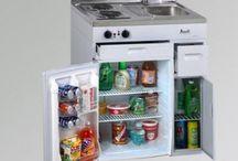 kompakte Küche