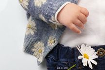 Tricot enfant   / by Li Little