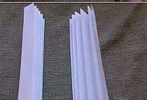 Papír díszek