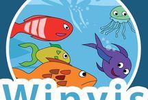 Boek: Winvis (Onderwijsstudio)