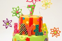 bdays  cakes + activities
