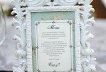 Shabby Chic Wedding / by Jennifer Hansen Wedding & Event Boards