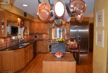 Kitchen Ideas / Here are a few of our favorite kitchens. www.prime1builders.com