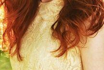 Autumn curls / Autumn curly hair / by Curlformers